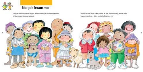 Ayrımcılığa, Ötekileştirmeye, Ön Yargılara Karşı Güneş Gibi Parlayan 10 Çocuk Kitabı
