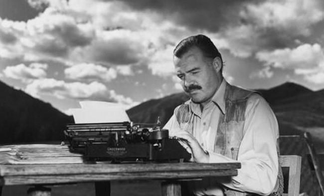 Hemingway'dan Yazarlara Öğütler