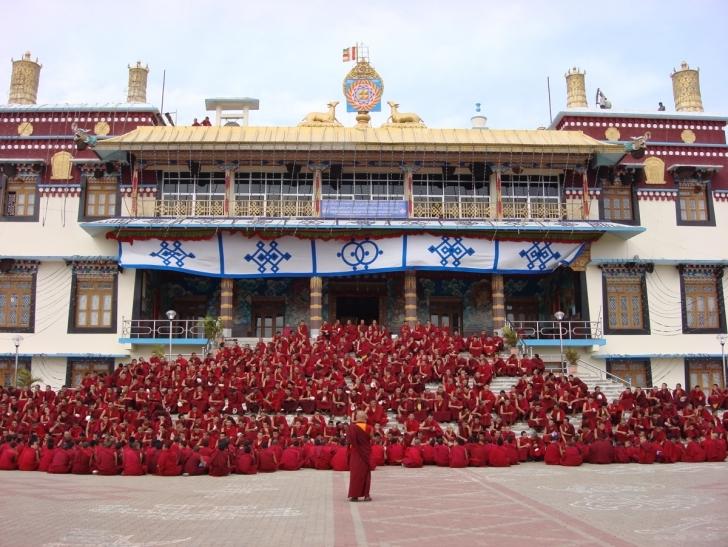 Sera Manastırı'na uğramadan Tibet'le yollarınızı ayırmayın