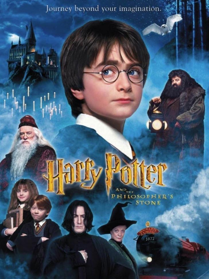İzlemekten Bıkmayacağınız Film: Harry Potter