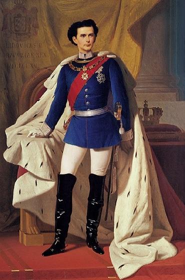 Bavyera Kralı II.Ludwig