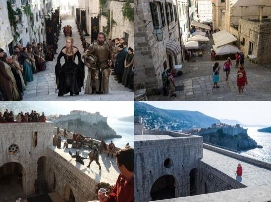 Game Of Thrones'un Çekimlerinin Gerçekleştiği Mekanları Gezmek Mi İstiyorsunuz? Buyrun O Zaman