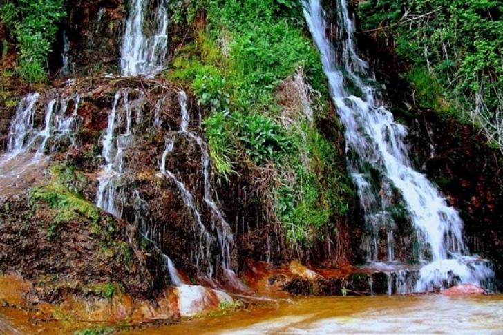 14. Şelale, Pamukkale ve mağaralar cenneti: Süngülü köyü