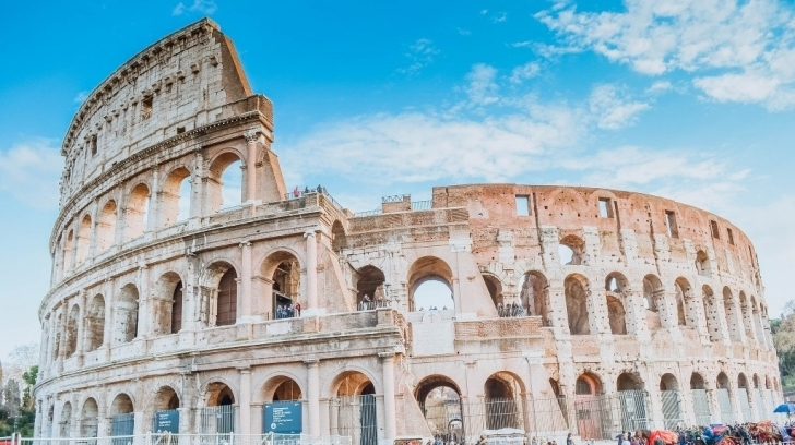 1. Roma, İtalya