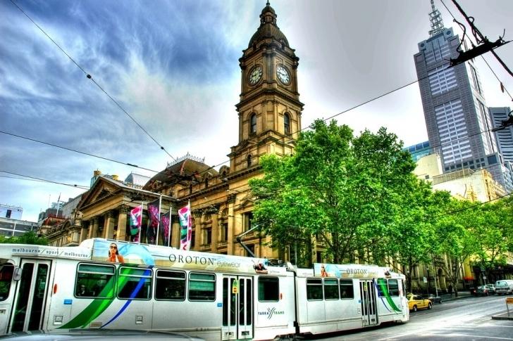 4. Melbourne, Avustralya