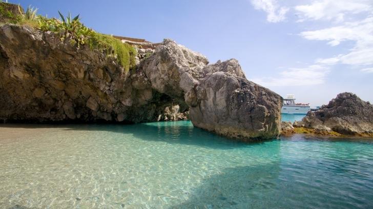 3. Capri, İtalya