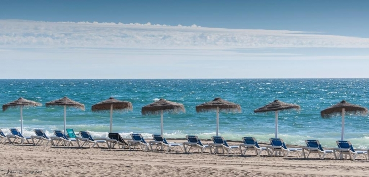 5. La Siesta Beach, Marbella