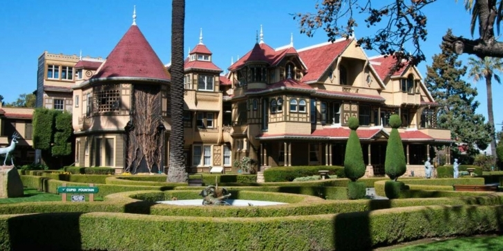3. Winchesterlar'ın gizemli evi