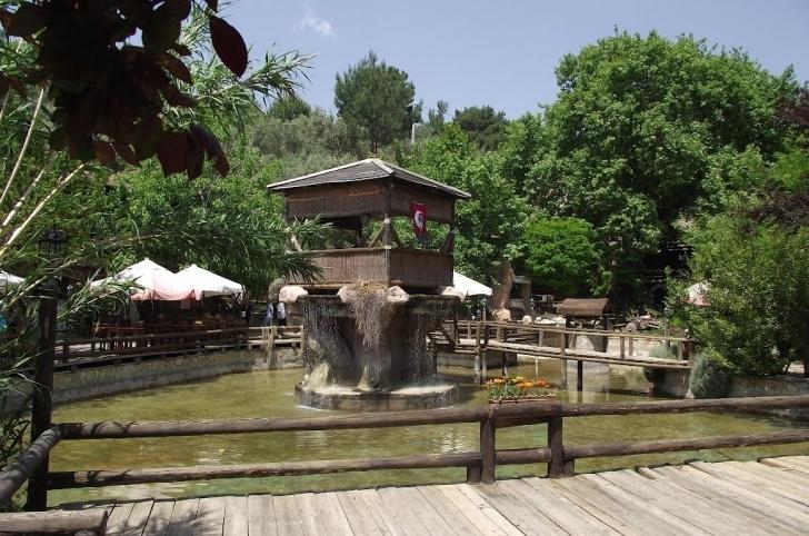 1. Fotoğraf çekimi için: Çamlıbel köyü
