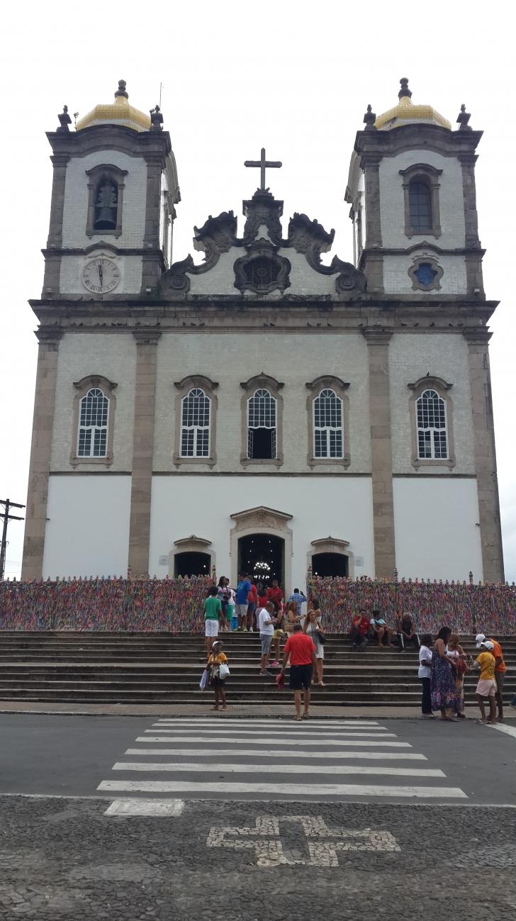 Tarihi Kiliseleri- Bonfim ve Sao Francisco Kiliseleri