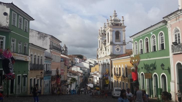 Eski Şehir- Pelourinho