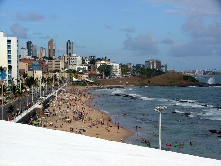 Imbassai Plajı
