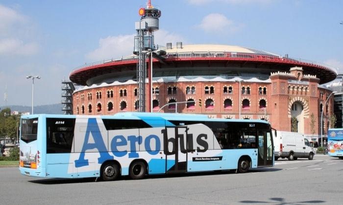 El Prat Havaalanı'ndan ulaşım – Şehir içi ulaşım