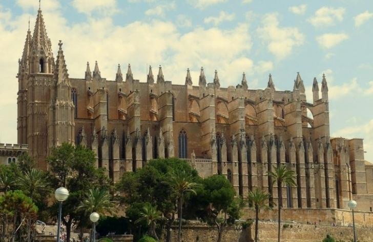Barselona Katedrali - Gotik Mahalle