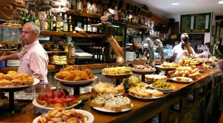 Barselona'da ne yenilir - içilir?