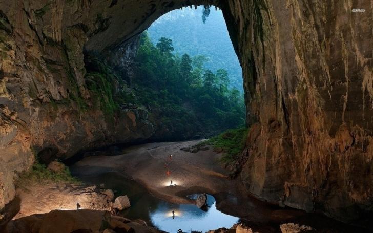 Vietnam'da Bulunan Gizemli Yeraltı Krallığı