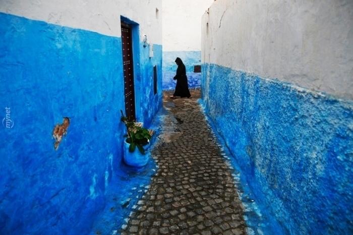 Fas'ın Geleneksel Yüzü Rabat Renkli Sokakları Ve İnsanlarıyla Görenleri Kendine Hayran Bırakıyor