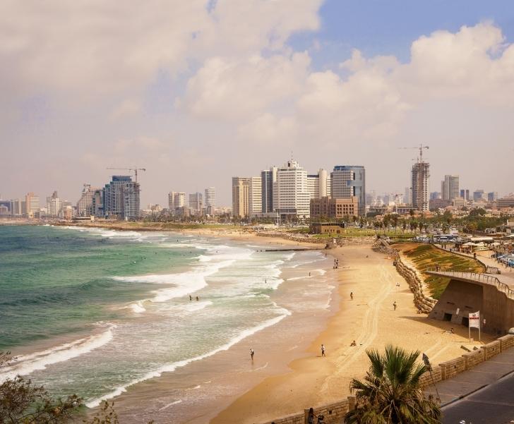 Orta Doğu'nun uyumayan şehri: Tel Aviv
