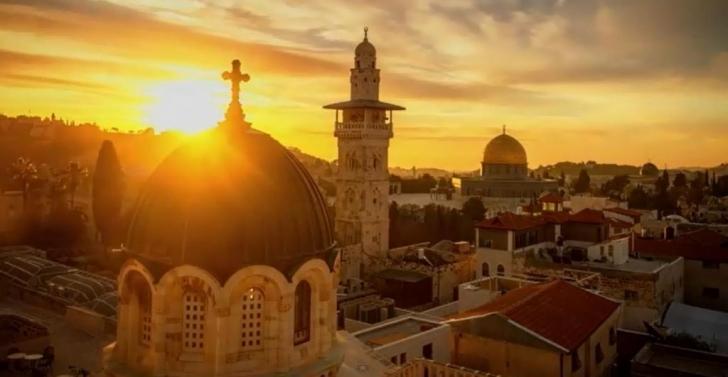 Gezgin ruhunuz Kudüs'te iç sesinizle tanışacak