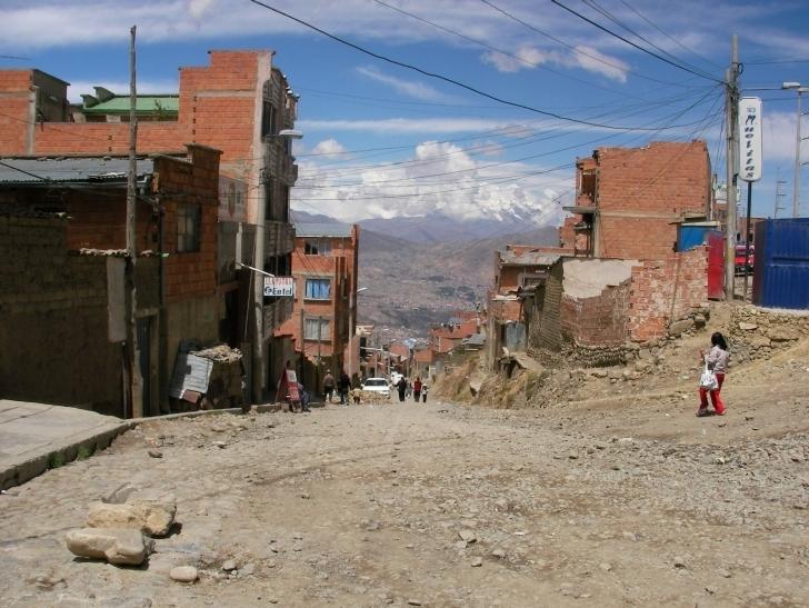 El Alto - 4150 metre
