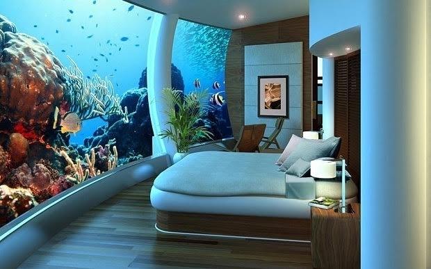 Poseidon Sualtı Oteli, Fiji