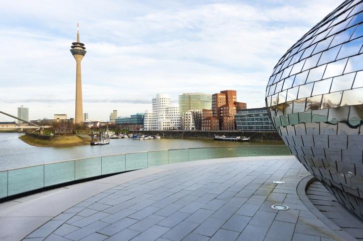 Almanya - Düsseldorf