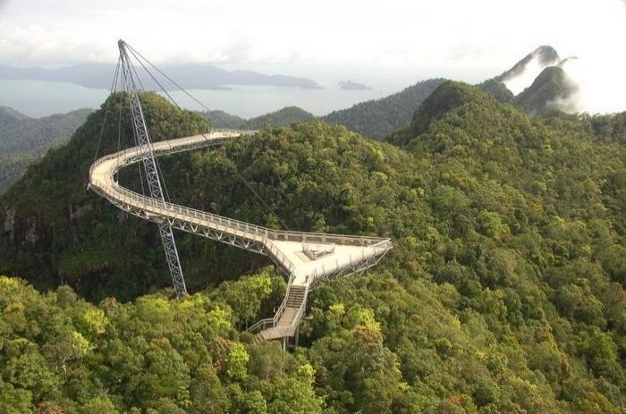 Yükseklik Korkusu Olanların Asla Üzerinden Geçemeyeceği 8 Köprü