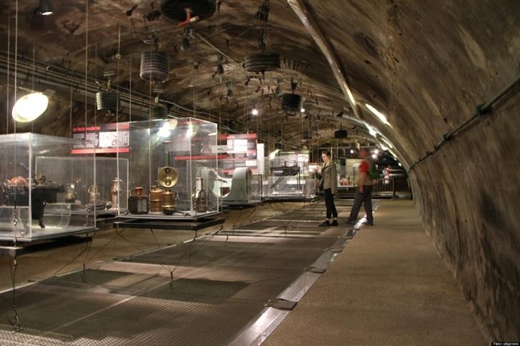 5. Maceraperest gezginler için: Sewer Museum