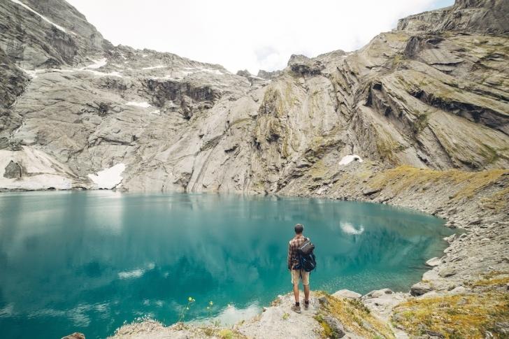 6. Crucible Gölü, Aspiring Dağı Ulusal Park