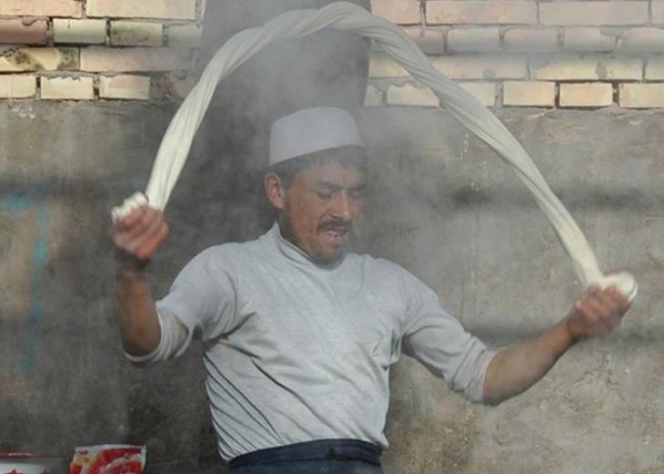 Xinjiang (Çin)