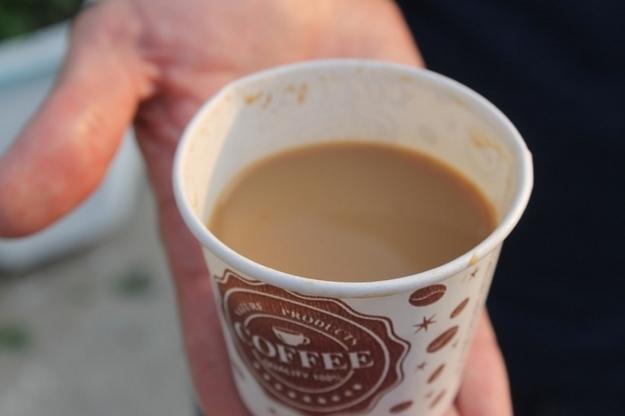5. Hindistan: 6 bardak chai
