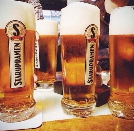 11. Çek Cumhuriyeti: Bir buçuk bardak bira