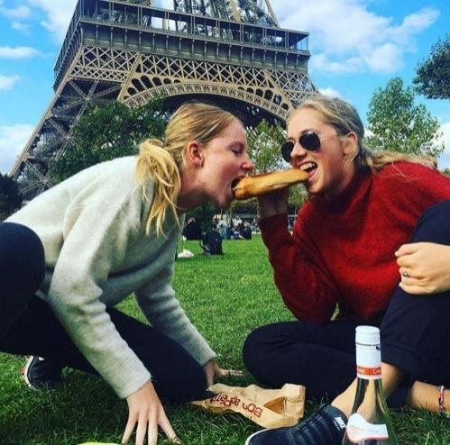 15. Fransa: Bir baget ekmek