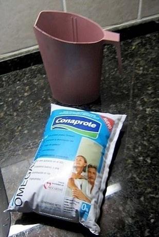 26. Uruguay: Bir litre paket süt