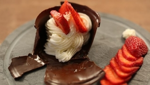 Çikolata Kase