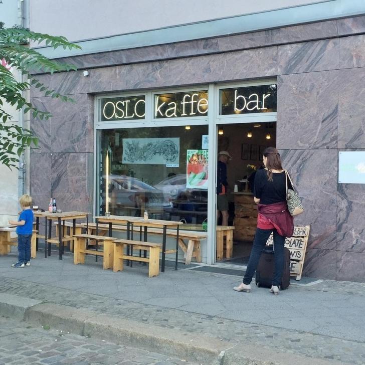 2. Oslo Kaffebar