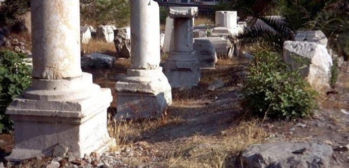Thyateria Antik Kenti