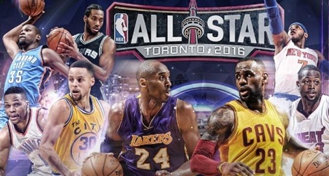 NBA All Star Maçı İçin Nefeslerimizi Tuttuk! 2016 All Star Maçında Bizi Neler Bekliyor?