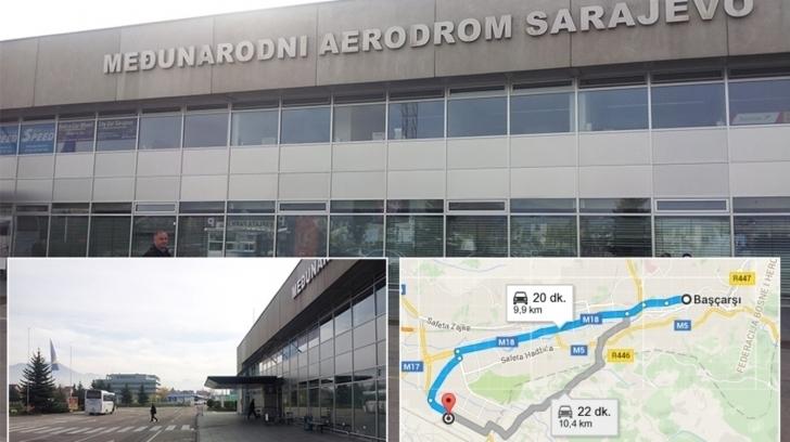 Sarajevo International Havaalanı