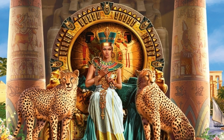 Kleopatra büyüsü