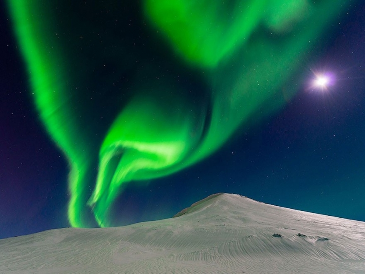 10. Ay ile Dans, İzlanda