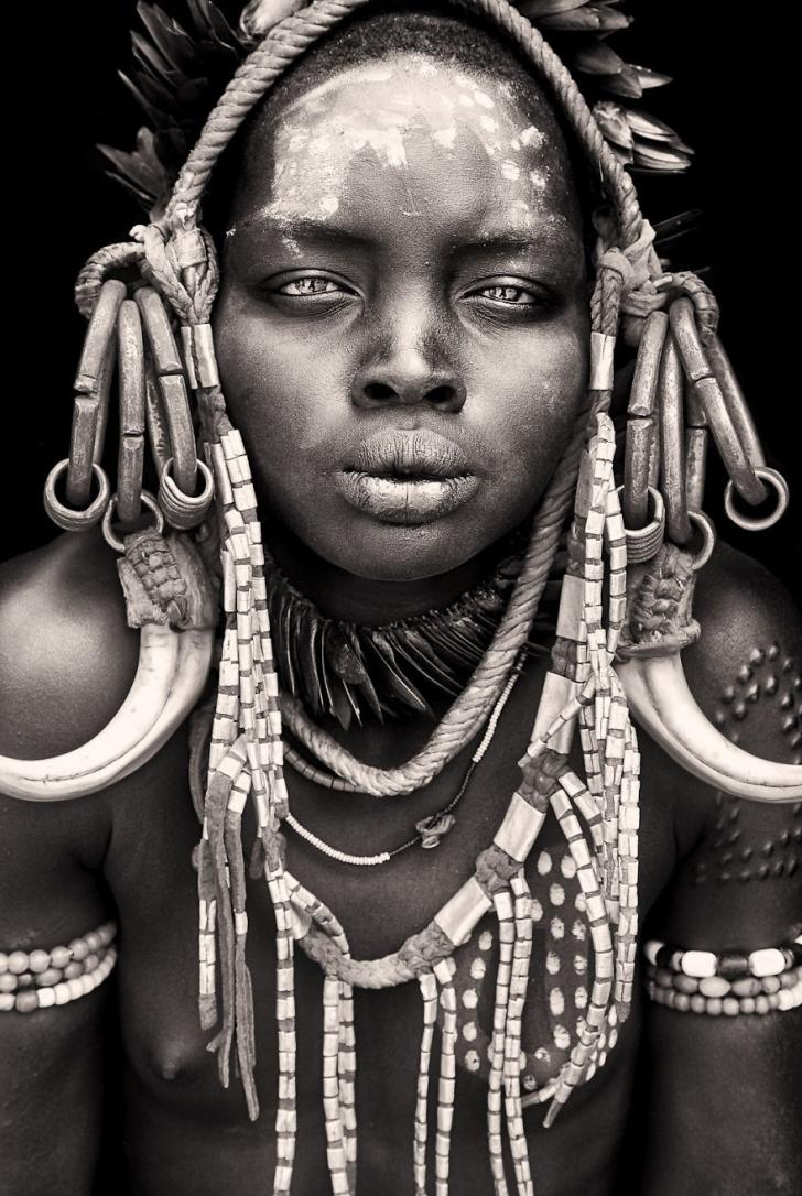 Muris kızı, Etiyopya