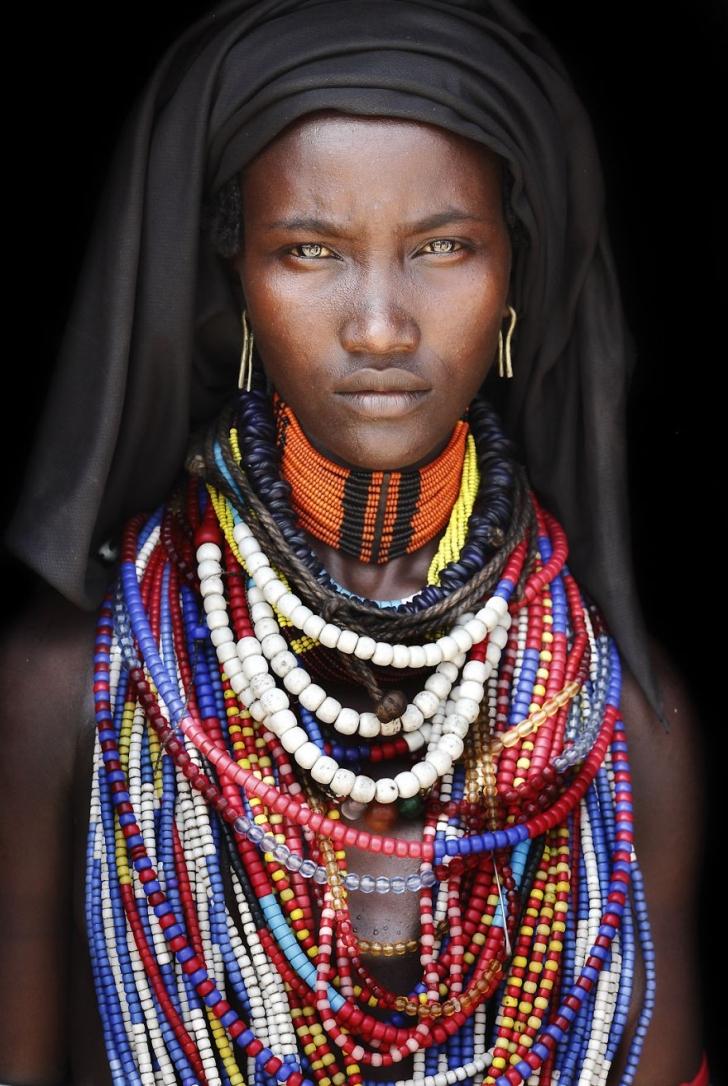 Arbore'li kız, Etiyopya