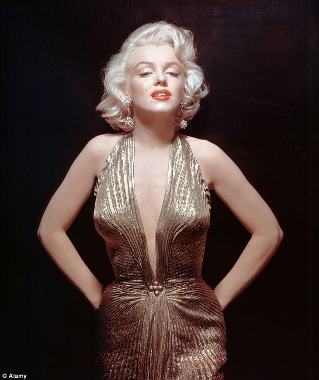 Marilyn Monroe'nun Gerçek Beden Ölçüsü Kaç?