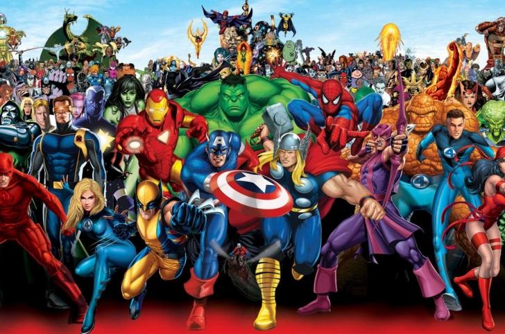 Marvel Evreni'nin En Tuhaf Süper Güçlere Sahip 10 Karakteri