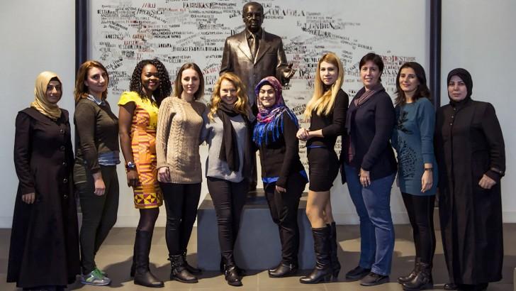 Farklı Ülkelerden 10 Farklı Kadın Gözünden İstanbul