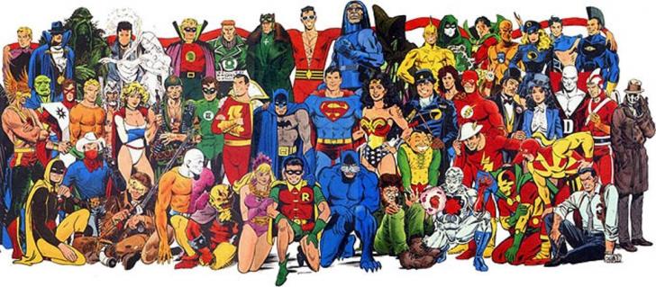 DC Evreni'nin En Tuhaf Güçlere Sahip 10 Karakteri