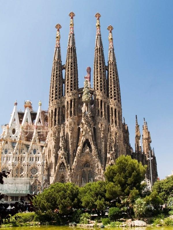 La Sagrada Familia Barselona