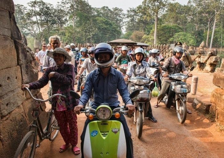 Siem Reap, Kamboçya