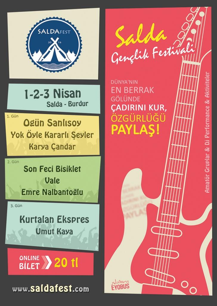 Festival programı;